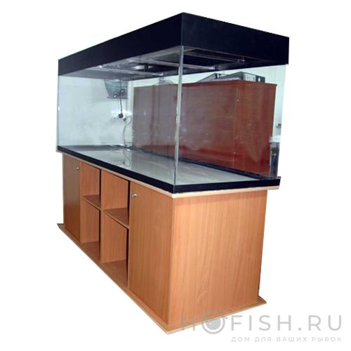 аквариум прямой 1500 литров