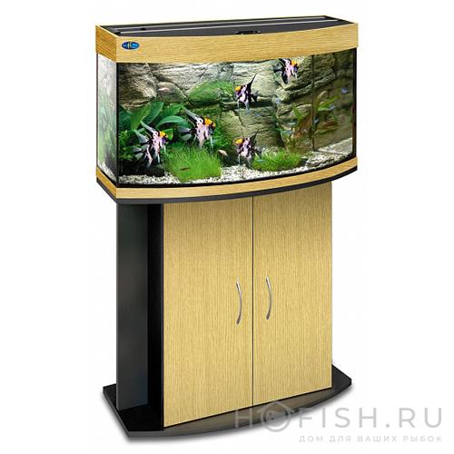 аквариум панорамный 77 литров