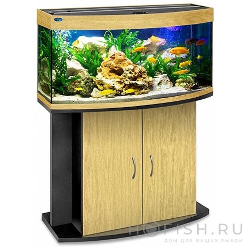 аквариум панорамный 117 литров