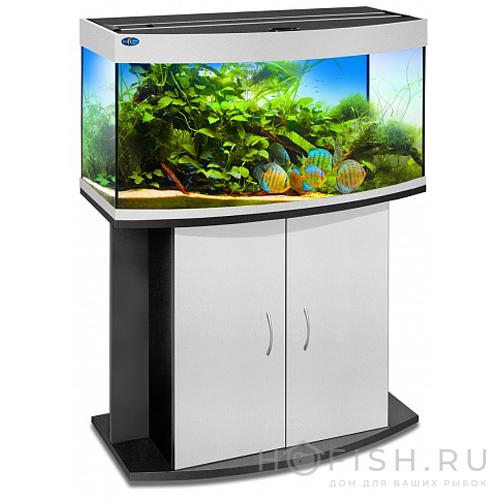 аквариум панорамный 135 литров