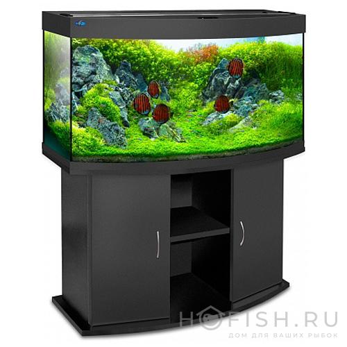 аквариум панорамный 270 литров
