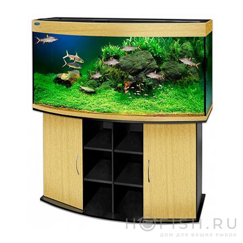 аквариум панорамный 320 литров