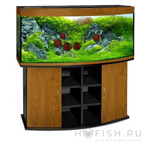 аквариум панорамный 420 литров