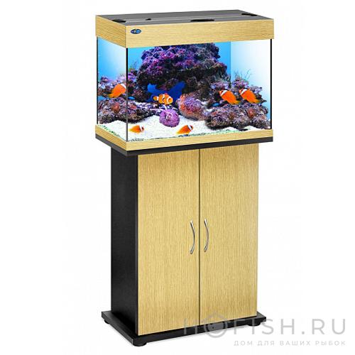 аквариум прямой риф 60 литров