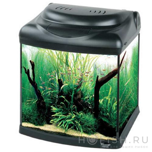аквариум Hailea 30 литров черный