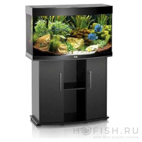 аквариум панорамный juwel180 литров