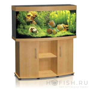 аквариум панорамный juwel 260 литров