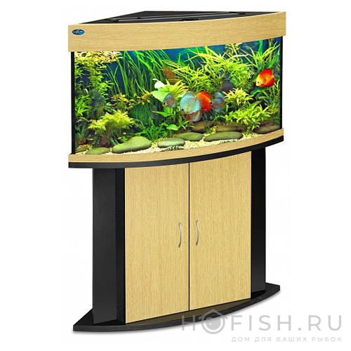 аквариум угловой биодизайн