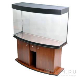 аквариум панорамный