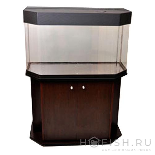 аквариум прямой со скошенными углами