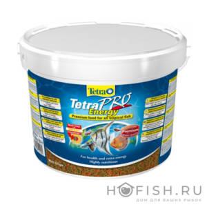 Универсальный корм ПРЕМИУМ для рыб Tetra PRO Energy Crisps