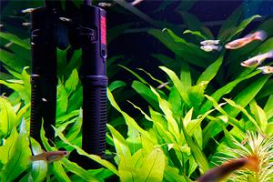 Нагреватель воды в аквариум