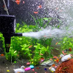Помпа ‒ обязательный атрибут аквариума